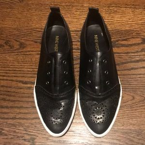 Nine West Slip on Sneakers Size 9M